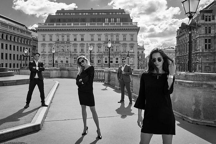Kimberly Budinsky Matthias Göth Helge Payer SpocsRocks Patricia Kaiser Albertina Oper Wien Jacques Lemans Wien Uhren Kampagne Nussberg