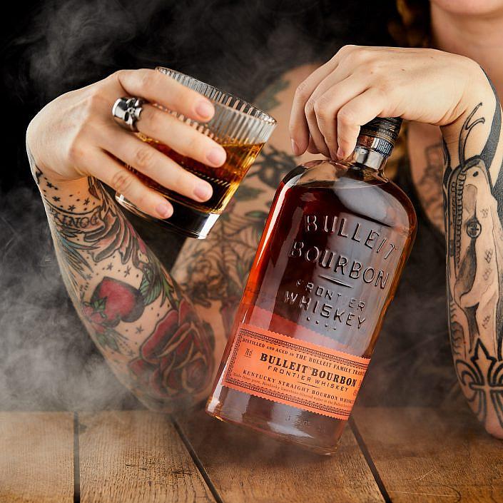 Whiskey Wien Bulletin Bourbon